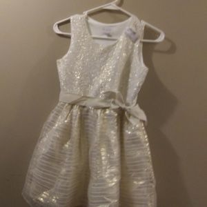 Girls Special Occasion Dress size L (10/12)